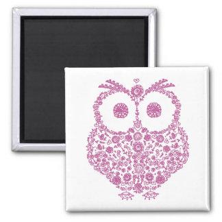 Owl LOVERS GIFT MAGNET
