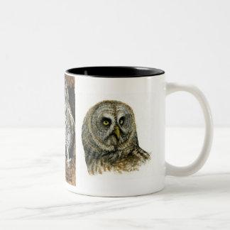 Owl Lovers Mug