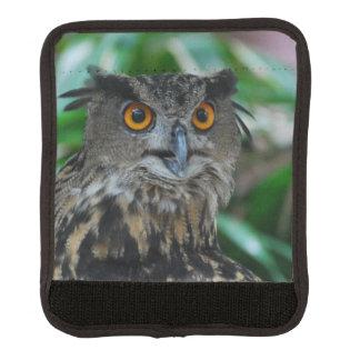 Owl Luggage Handle Wrap