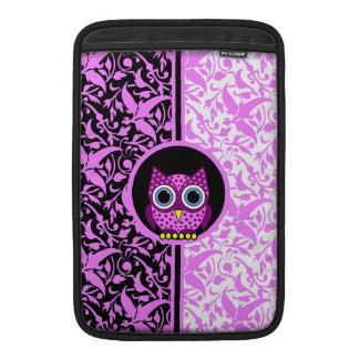 owl MacBook sleeve