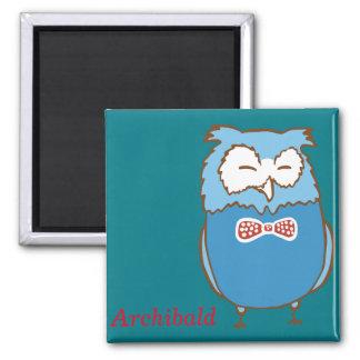 Owl Magnet