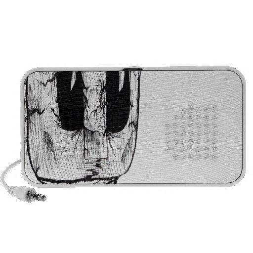 Owl Mask Portable Speakers