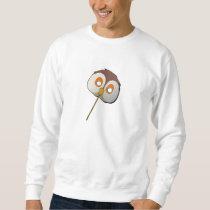 Owl Mask Sweatshirt