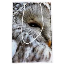 OWL MEDIUM GIFT BAG