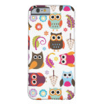 Owl Meeting Barely There iPhone 6 case