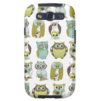 owl meeting galaxy s3 covers