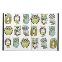 owl meeting cover for iPad air
