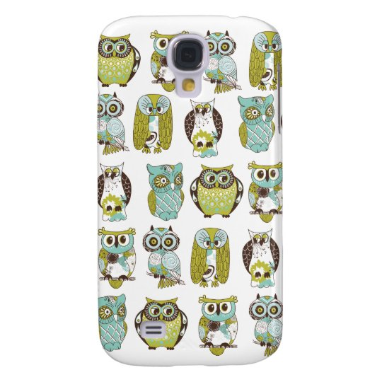 owl meeting galaxy s4 case