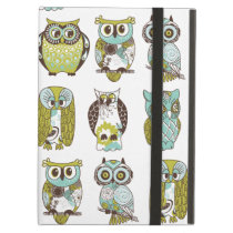 owl meeting iPad air cases
