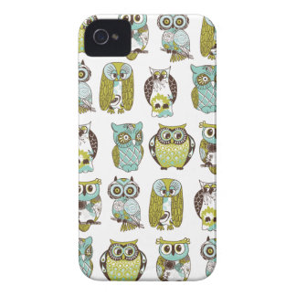 owl meeting iPhone 4 cases