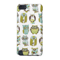 owl meeting iPod touch 5G case