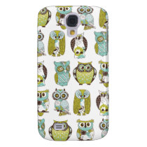 owl meeting samsung galaxy s4 cover