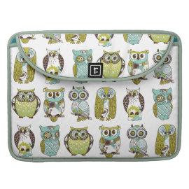 owl meeting sleeves for MacBook pro