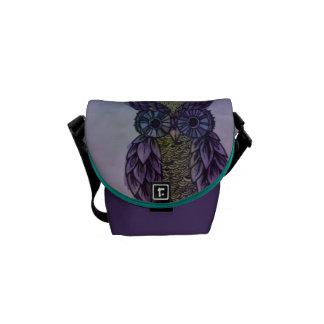 Owl Messanger Bag Messenger Bag
