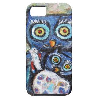 Owl Mom & Baby Love iPhone SE/5/5s Case