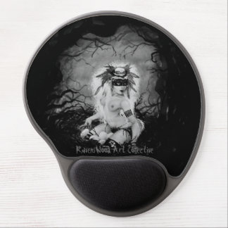 Owl Mother Mousepad Gel Mouse Pad
