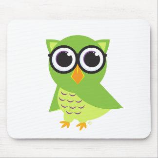 Owl Mousepad