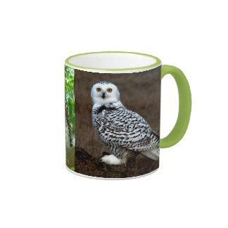 OWL COFFEE MUGS