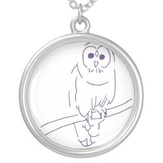 Owl Custom Necklace