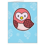 Owl Note card
