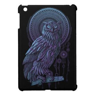 Owl Nouveau II iPad Mini Cases