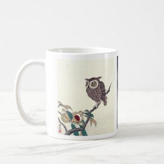 Owl, Obara old 邨, Koson Coffee Mug