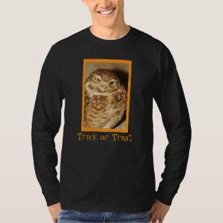 Owl of a Good Time Long Sleeve  Halloween T-Shirt
