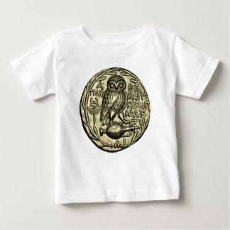 Owl of Athena Baby T-Shirt