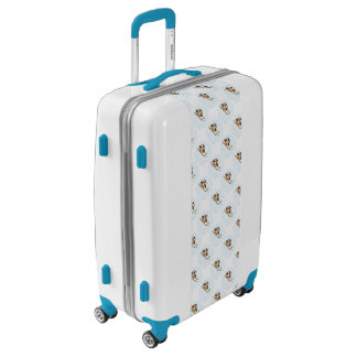 Owl on a Limb Luggage