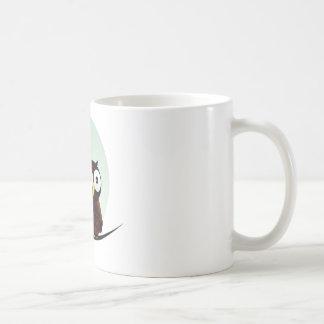 Owl on a Limb Mug