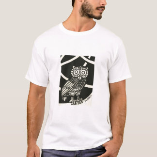 Owl on Dollar Bill Shirt