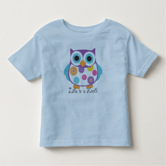 Owl on the Bright Side Toddler T-shirt