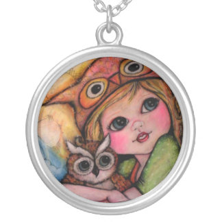 Owl Only Have Eyes For You - Necklace