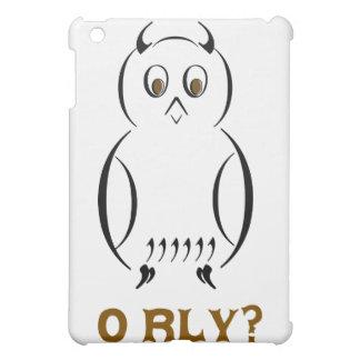 Owl O'Rly iPad Mini Covers