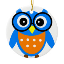 Owl Ornament Version 3