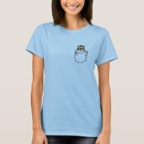 Owl Out Of The Pocket T-Shirt