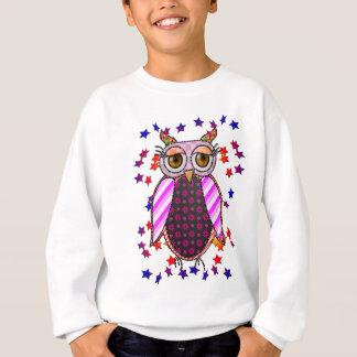 owl owl love sweatshirt