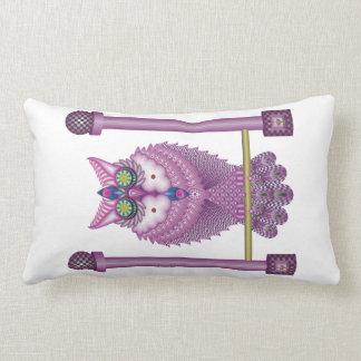 Owl - owl throw pillow