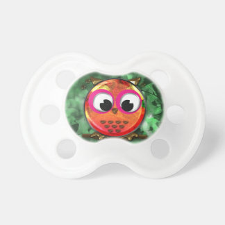 OWL PACIFIERS