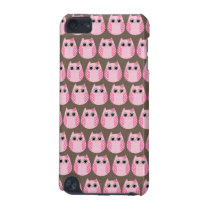 Owl party retro kawaii cute owling owls pattern iPod touch 5G cover