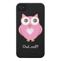 Owl Paws iPhone cases