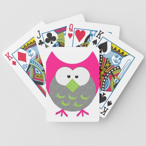 owl.pdf baraja cartas de poker
