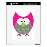 owl.pdf skins para NOOK