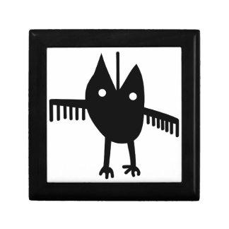 Owl Petroglyph Gift Box