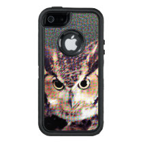 Owl - phone case