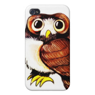 Owl Phone Case iPhone 4/4S Cover