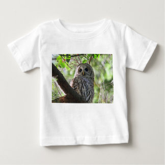 Owl Photo Baby T-Shirt