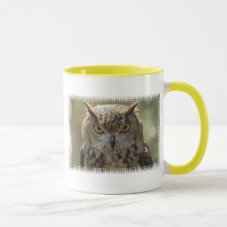 Owl Photo Coffee Mug