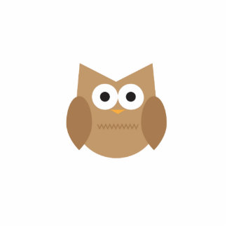 Owl Cut Out