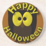 Owl Picture Beverage Coaster